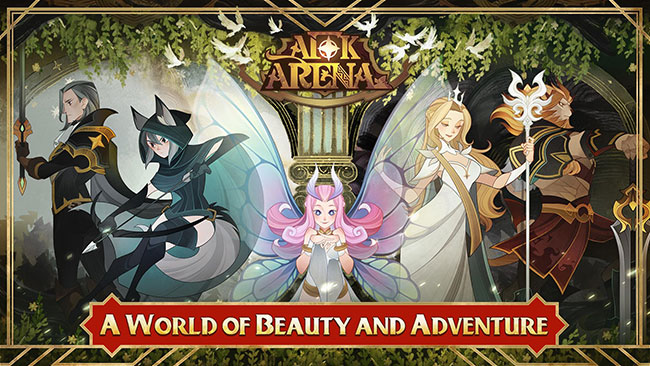 afk arena for pc download