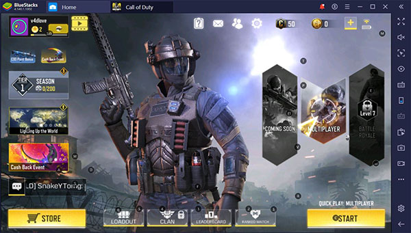 cod mobile for pc download