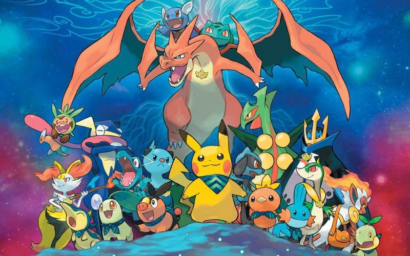 pokémon games in order