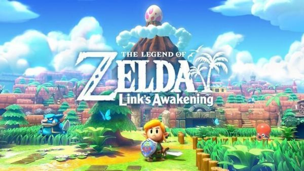 the legend of zelda: link's awakening