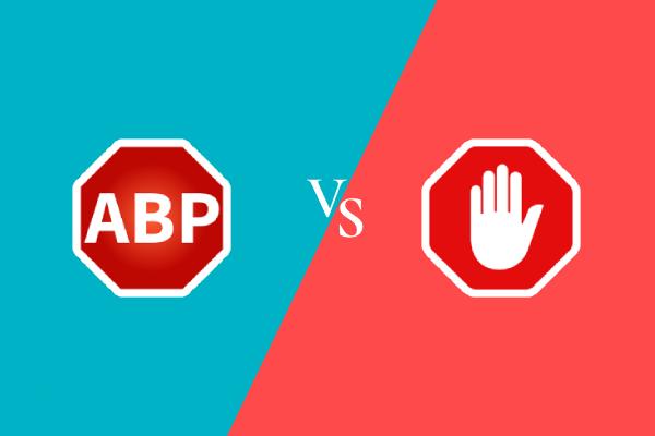 adblock vs adblock plus